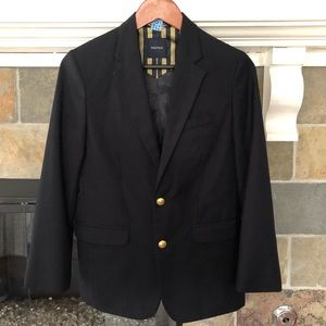 NAUTICA Suit Jacket, Blazer, Gold Buttons, Sz 14